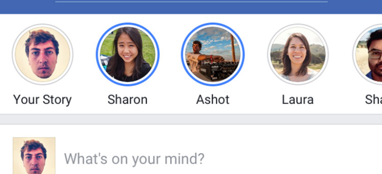 قابلیتی شبیه Stories به اپلیکیشن فیسبوک اضافه میشود