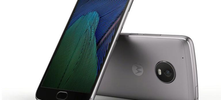 گوشی های هوشمند موتو جی 5 و موتو جی 5 پلاس رسما معرفی شدند