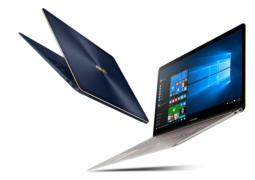 ایسوس از لپ تاپ ذن بوک ۳ دلوکس در نمایشگاه کامپیوتکس 2017 رونمایی کرد