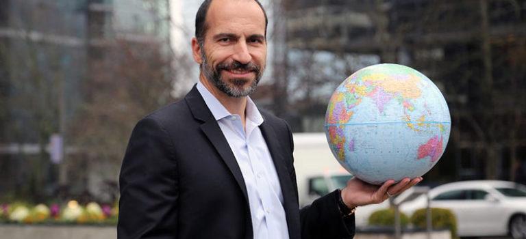 بیوگرافی دارا خسروشاهی، مدیرعامل ایرانی-آمریکایی اوبر