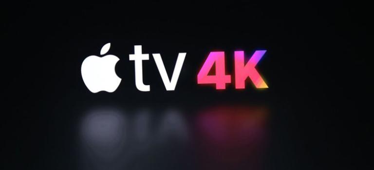 نسل جدید اپل تی وی معرفی شد؛ رزولوشن 4K و پشتیبانی از HDR