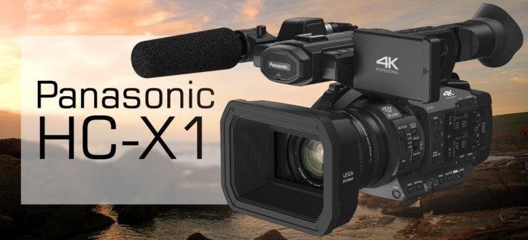 مروری بر دوربین HC-X1 پاناسونیک