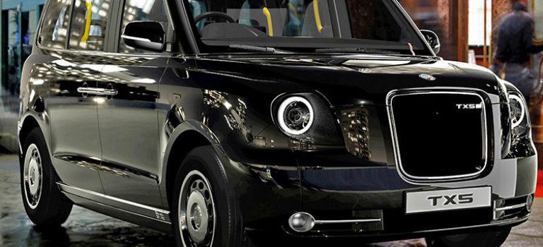 تاکسی تمام الکتریکی لندن، رونمایی شد