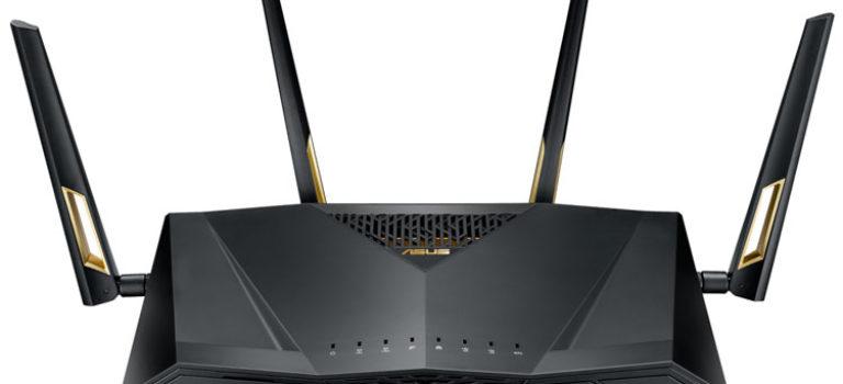 ایسوس از روتر RT-AX88U با پشتیبانی از استاندارد وایفای 802.11ax رونمایی کرد