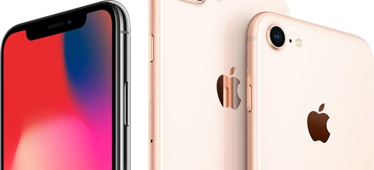 آیفون های ۲۰۱۸ اپل با نمایشگر بزرگتر راهی بازار میشوند