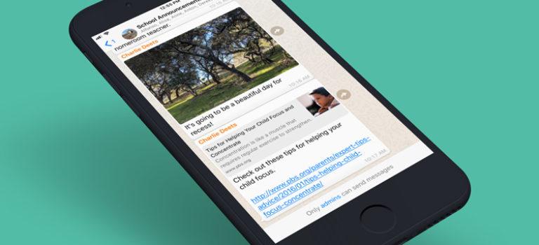 قابلیتی مشابه کانال تلگرام به واتساپ اضافه شد