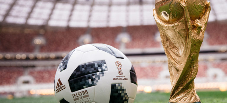 پیوند فوتبال و تکنولوژی در جام جهانی ۲۰۱۸ روسیه